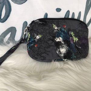 Handbags - Disney Villains Wallet wristlet handmade NEW